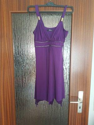 Schickes lilanes Kleid