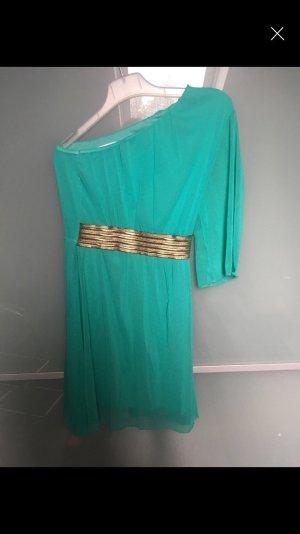 Schickes mintgrünes Kleid