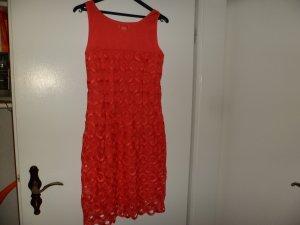 Heine Pencil Dress bright red polyester
