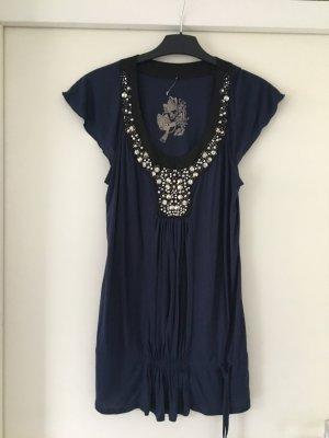 Debenhams Shirt blauw-donkerblauw