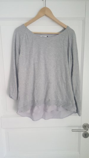 Only Top extra-large gris clair-gris