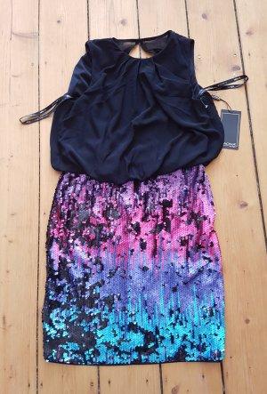 Schickes Partykleid, black-multicolor von LAONA
