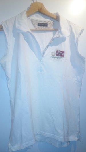 Schickes Poloshirt von Napapijri