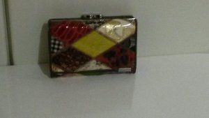 Wallet multicolored