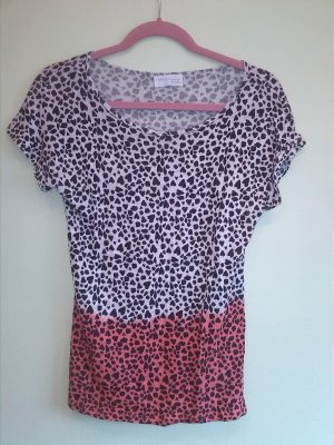 schickes Print Shirt Zara