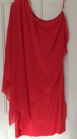Schickes rotes Party Kleid