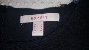 schickes schwarzes Esprit-Kleid