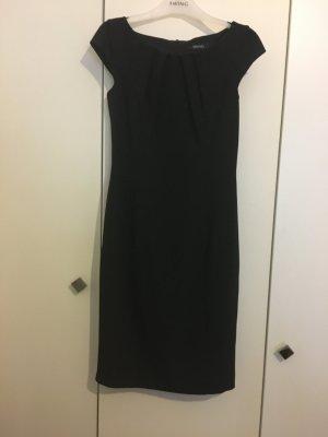 Swing Sheath Dress black polyester