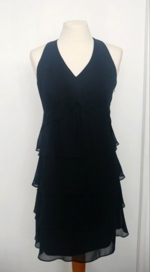Ann Taylor Halter Dress black