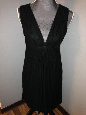 schickes, schwarzes Kleid von French Connection, Gr. 36