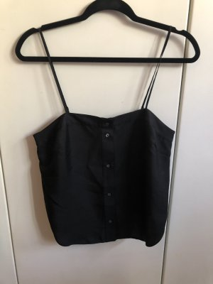 Alexander Wang Silk Top black