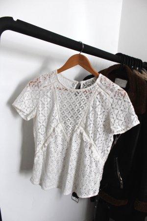 Schickes Shirt aus Spitze