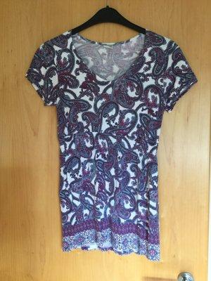 Esprit Camicia a tunica multicolore