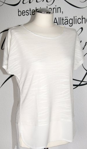 esprit collection T-Shirt natural white
