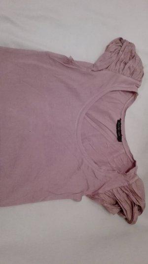 schickes Shirt mit gerafften Rüschenärmeln