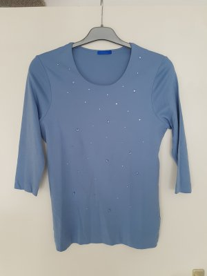 Schickes Shirt mit Steinchen Gr. 40