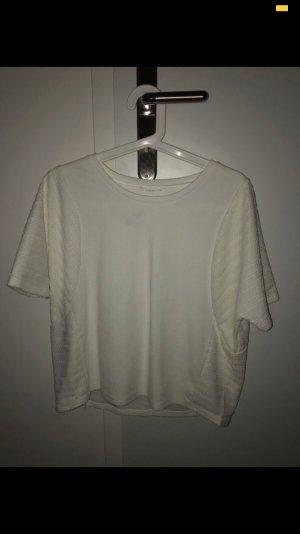 schickes Shirt weiß OPUS