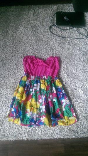 schickes Sommer Bandeau Kleid in Xl