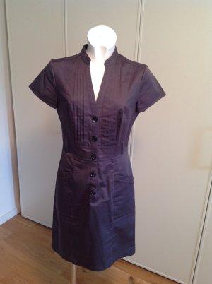 Schickes Sommerkleid von H&M, dunkelgrau