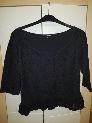 Tally Weijl Empiècement de blouses noir