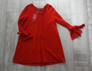 Lieblingsstück Robe rouge-rouge fluo