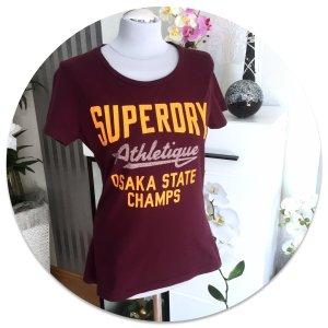 Schickes SuperDry Shirt Gr .M
