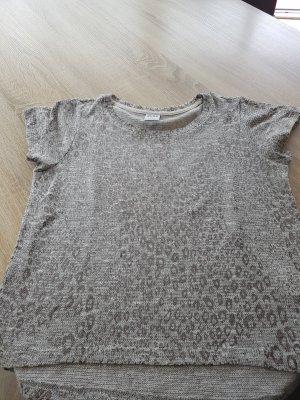 Schickes T.Shirt in grau/Silber