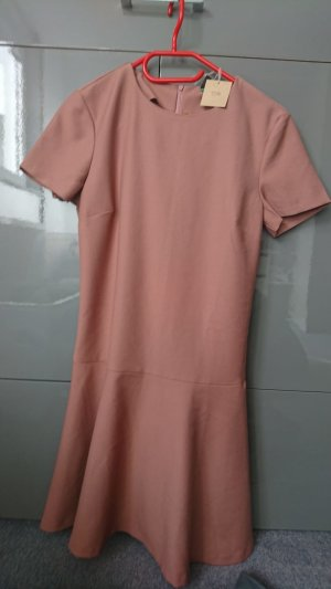 Stile Benetton Midi Dress salmon