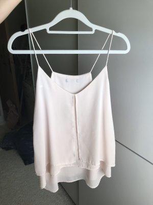 H&M Blouse topje lichtroze-rosé