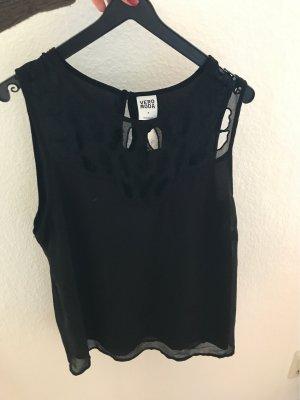 Vero Moda Off-The-Shoulder Top black