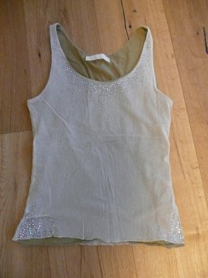 Schumacher Knitted Top cream