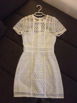 * schickes weißes Kleid von H&M * NEU