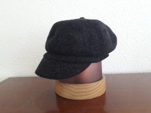 Visor Cap multicolored wool