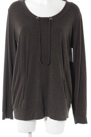 Schierholt Sweatshirt grüngrau Casual-Look