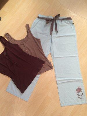 Schiesser Damen Schlafanzug Set