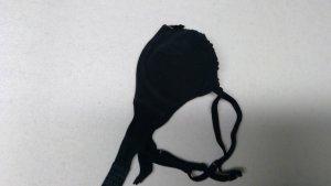 Schiesser Bra black polyester