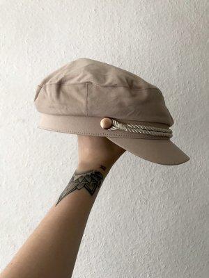 H&M Baseball Cap beige-light brown