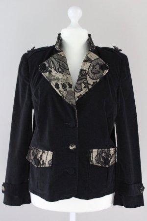 Schiffhauer Jacke schwarz Größe XL 1709180510747