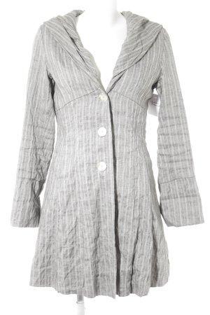 Schiffhauer Manteau à capuche motif à carreaux style décontracté