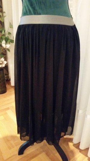 Tchibo / TCM Tule rok zwart