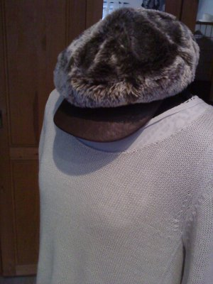 Sure Fur Hat multicolored nylon