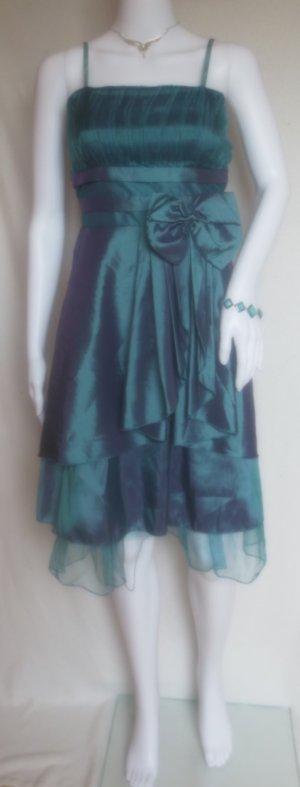 Schimmerndes Cocktailkleid, Abendkleid/ Sommerkleid/ Dress/ Ballkleid Fairy Size: M