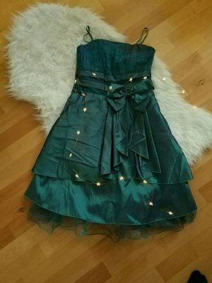 Schimmerndes Cocktailkleid, Abendkleid/ Sommerkleid/ Dress/ Ballkleid Fairy Size: M