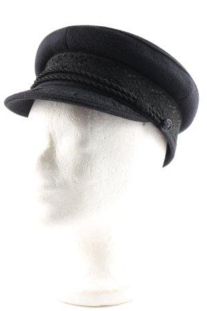 "Visor Cap ""Prinz-Heinrich-Mütze"" dark blue"