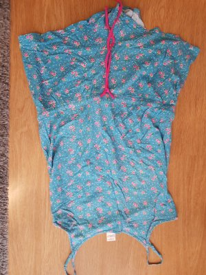 Pijama rosa-azul celeste