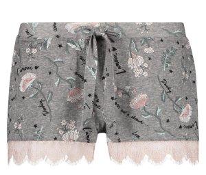 Hunkemöller Pyjama roségoud-grijs