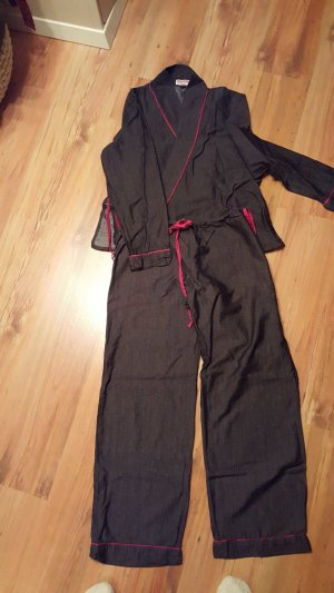 Bassetti Leisure suit dark grey-anthracite