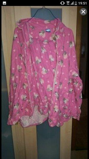 Vestido de tubo rosa