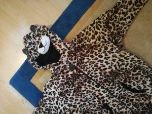 Schlafanzug Leopard