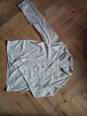 Schlafanzug-Pyjama (Bluse & Hose) in edler Seidenoptik